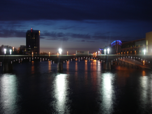 Taken from Pearl Street bridge, fourth of July 2006