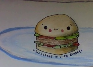 cuteburger
